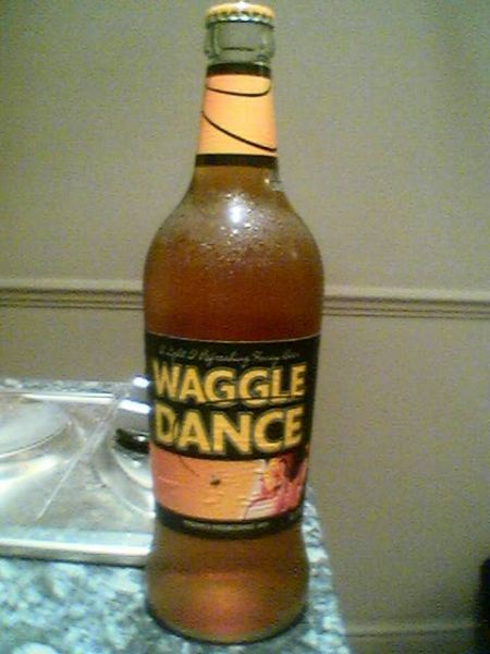 Young's Waggle Dance bottle