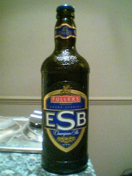 Fuller's ESB Champion Ale bottle
