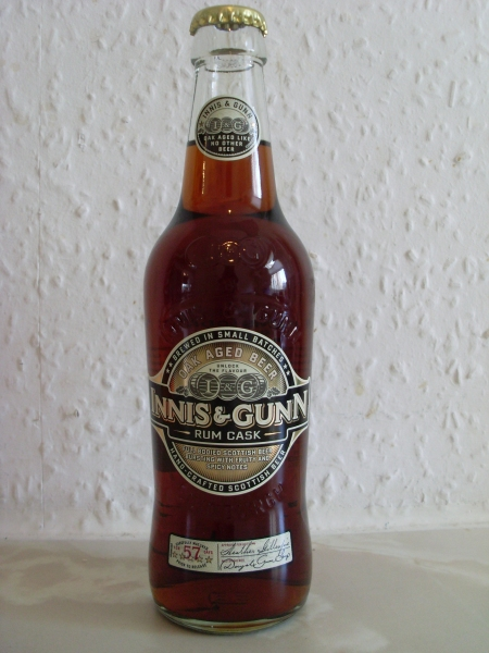 Innis & Gunn Rum Cask bottle